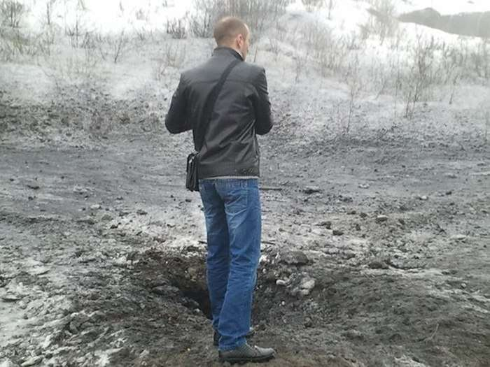 Ситуація в Донецьку на фото (41 фото)