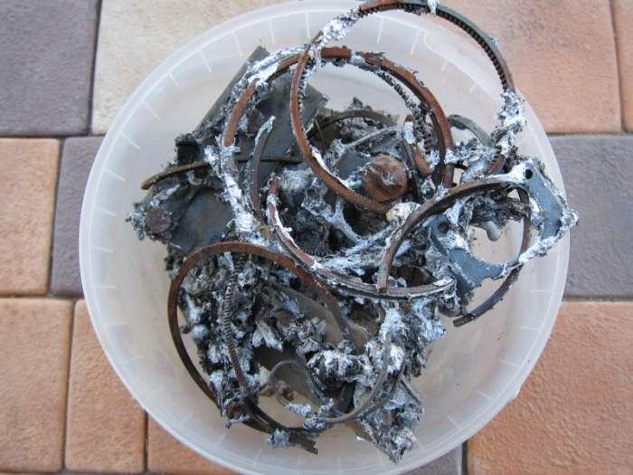 Саморобні литі диски зі старих залізяк (20 фото)