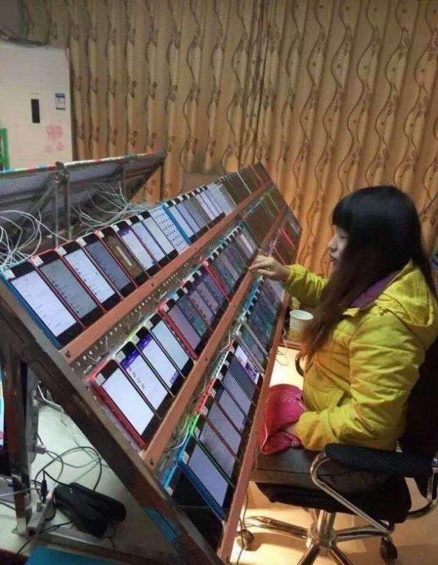 Як ви думаєте, для чого необхідно стільки смартфонів? (2 фото)