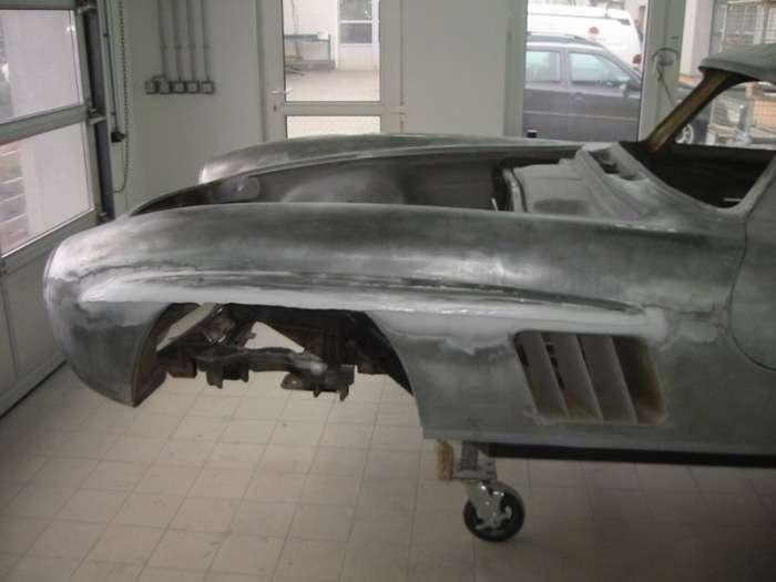 Як будувалася легенда. Mercedes-Benz 300SL Gullwing (90 фото)