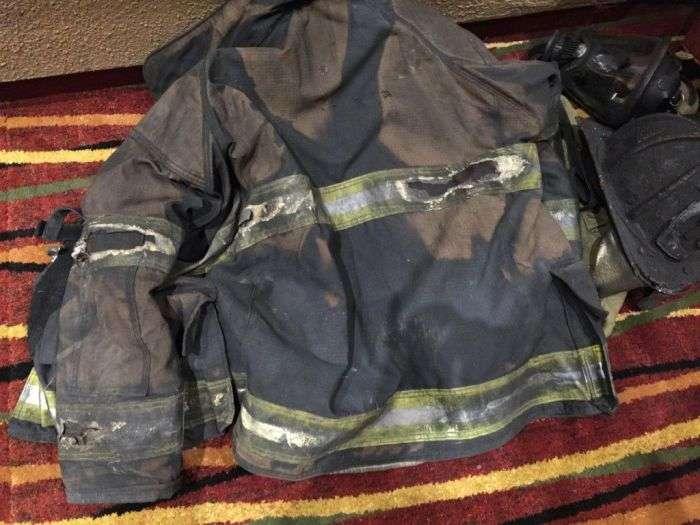Будній день пожежника (4 фото)