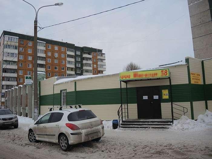 Геніальні злочинці пограбували банкомат в Пермі (9 фото)