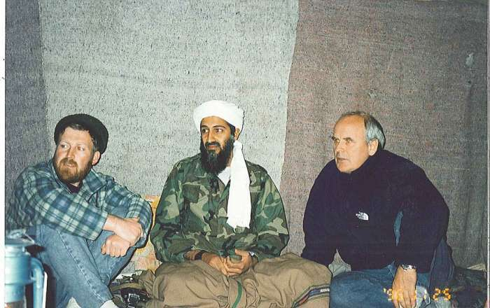 Рідкісні фото Усама бен Ладена і його оточення (25 фото)