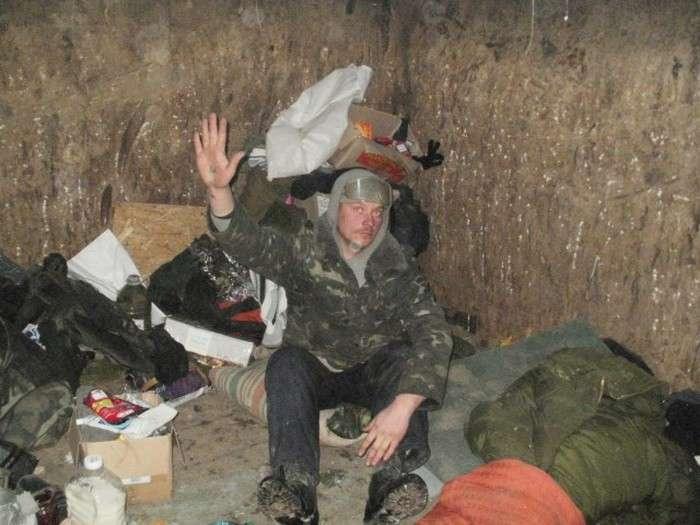 Фронтова життя українських солдатів (46 фото)
