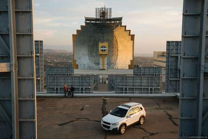 Унікальний інститут Сонця в Узбекистані (19 фото)