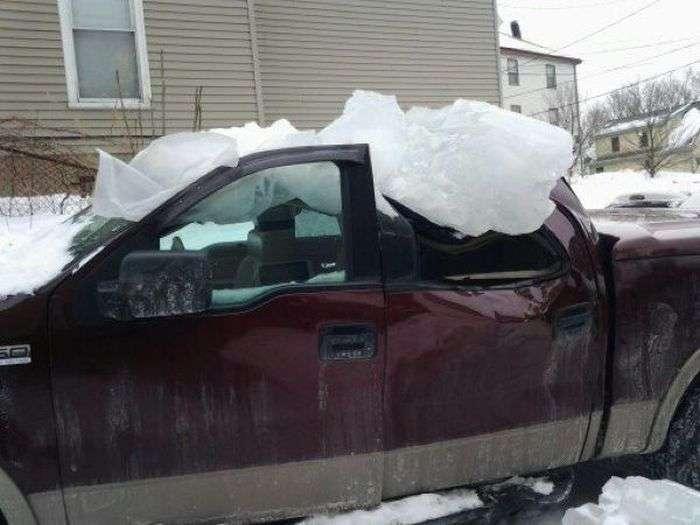 Наслідки необдуманого паркування (8 фото)