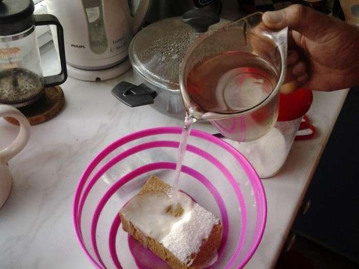 Брага на цукрі в домашніх умовах (18 фото)