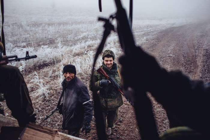 Моторошні фотографії війни на Донбасі від фотографа Макса Авдєєва (47 фото)