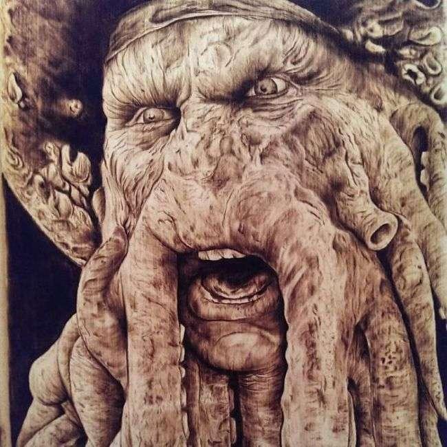 Чудове творчість художника Ріка Мериана (14 фото)