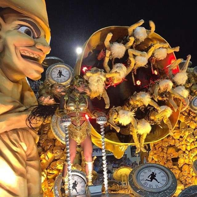 Карнавал в Ріо-де-Жанейро на фото в Instagram (36 фото)