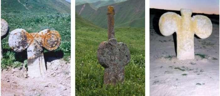 Незвичайне кладовищі Халід Набі в Ірані (9 фото)