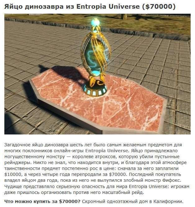 Реальні гроші за віртуальні предмети (10 скріншотів)