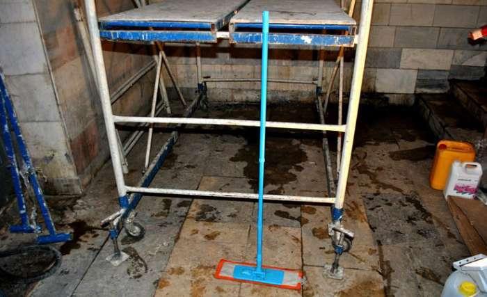 Фотозвіт про роботу фахівців в області чистоти (38 фото)