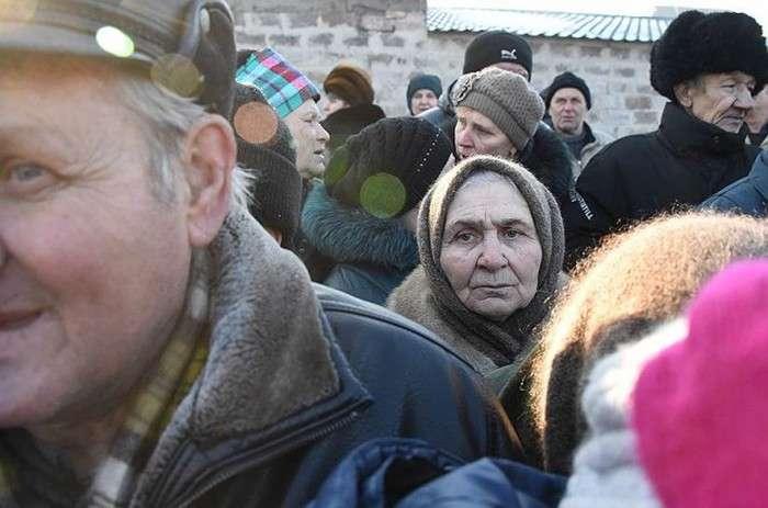 Останні фотографії з Дебальцеве (36 фото)