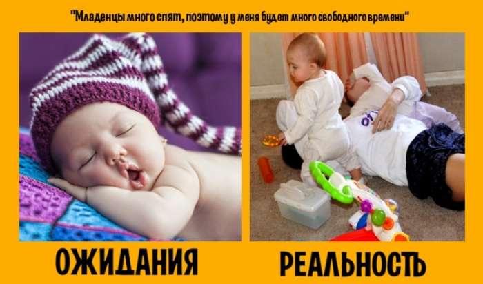 Виховання дітей: очікування і реальність (11 фото)