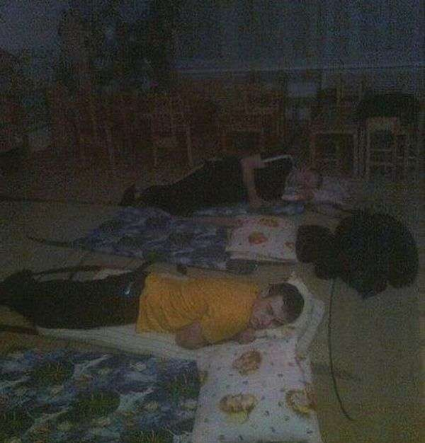 Відпочинок суворих челябінських вихователів (4 фото)
