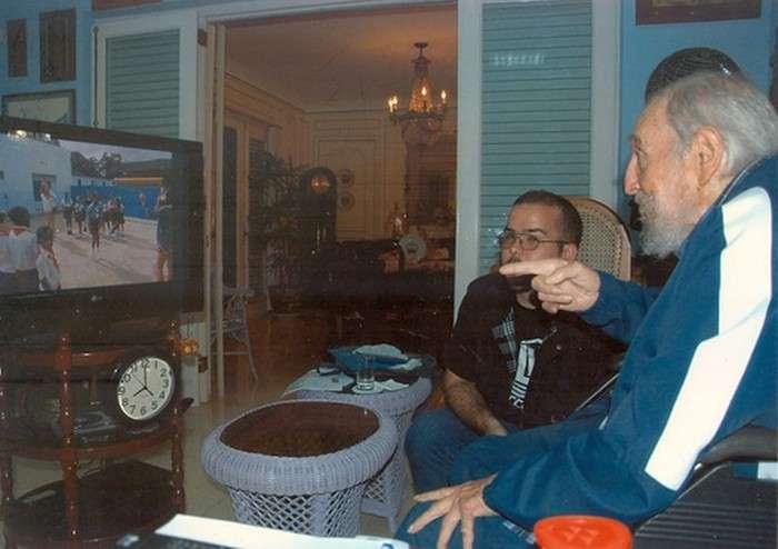 Свіжі фото Фіделя Кастро (9 фото)