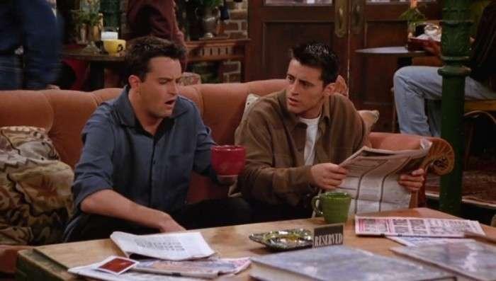 ЗМІ розкрили секрет везіння героїв серіалу «Друзі» (9 фото)