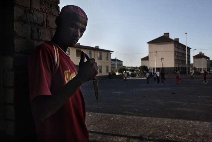 Банди з околиць Кейптауна (16 фото)