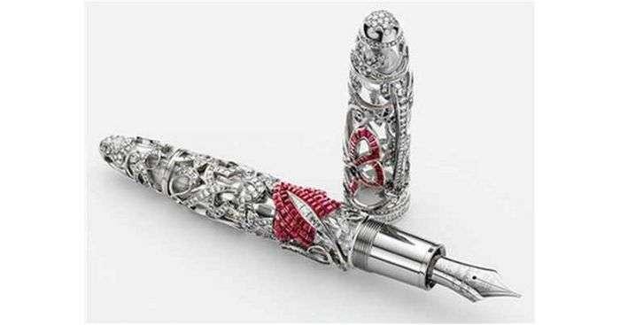 Ручка друкарська за 36 мільйонів рублів (4 фото)