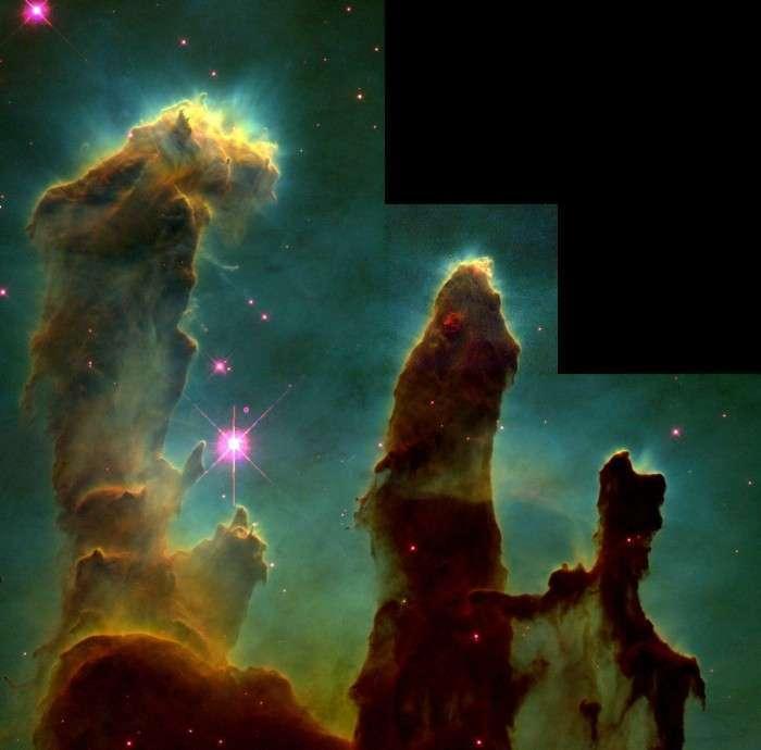 Телескоп Хаббл і його безцінна роль в освоєнні Всесвіту (25 фото)