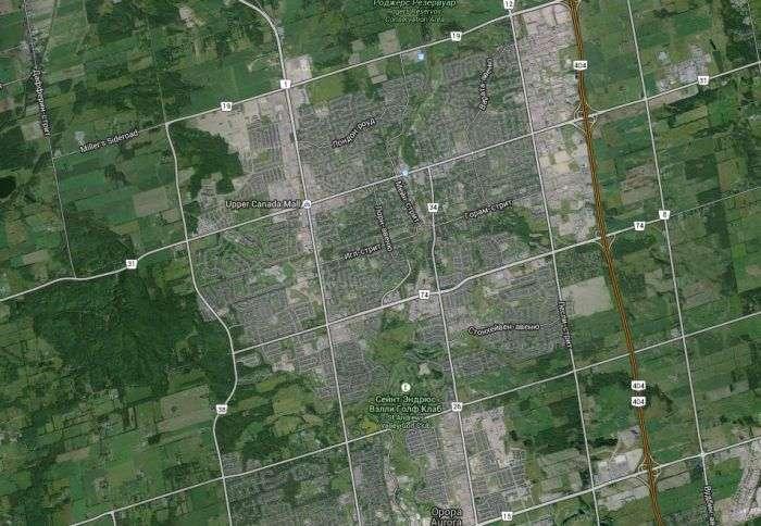 Канадський Центр здоровя здорової людини в Торонто (7 фото)