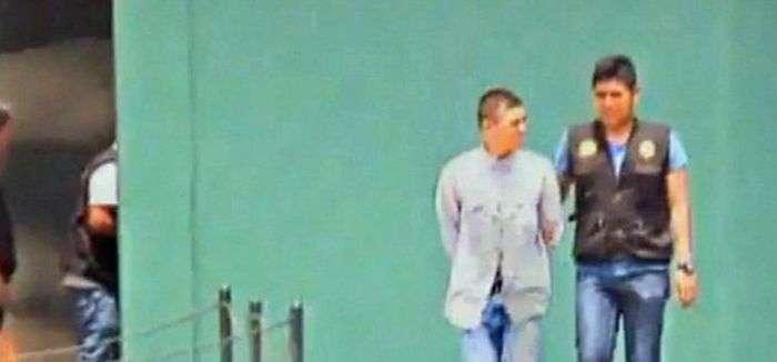 Поліція Перу заарештувала чоловіка, представлявшегося кілером в соцмережі (4 фото)