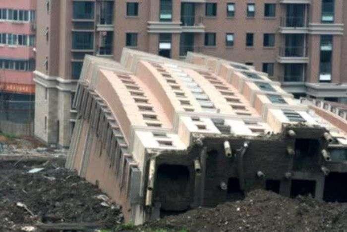 Протягом 19 днів китайці побудували 57-поверховий хмарочос (10 фото + відео)