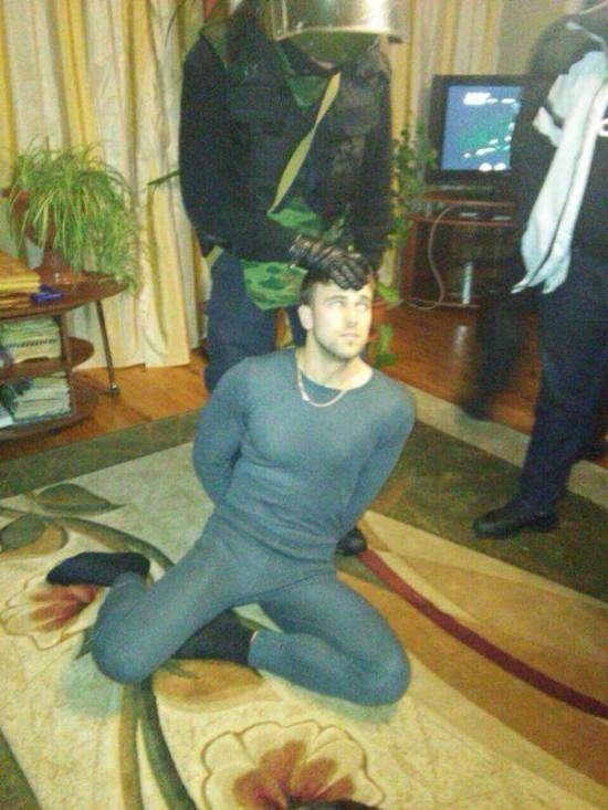У Республіці Марій Ел затримали інкасатора Ігоря Богаченко та його спільника Іллю Кострубина (3 фото + відео)