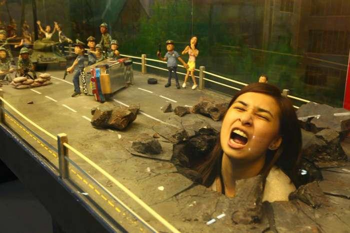 Дивовижні фотографії філіппінського музею 3D-мистецтва (17 фото)