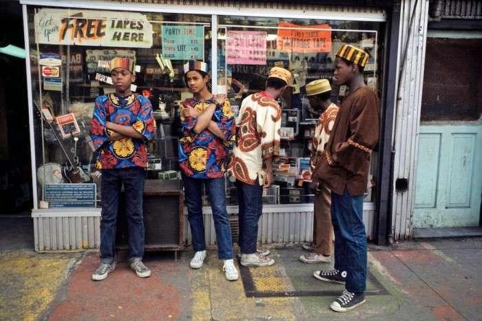 Гарлем в 1970-му році на фото Джека Гарофало (24 фото)