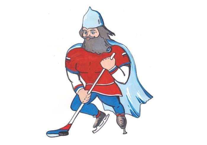Росіяни вибрали можливі талісмани чемпіонату світу з хокею (20 малюнків)