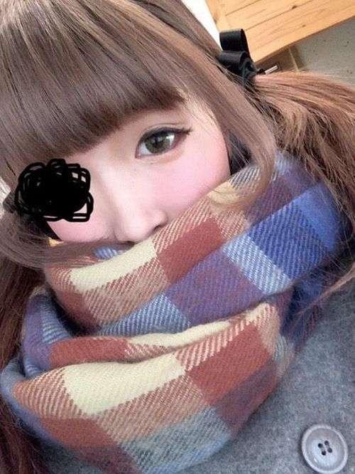 Японська няша виявилася фальшивою (8 фото)