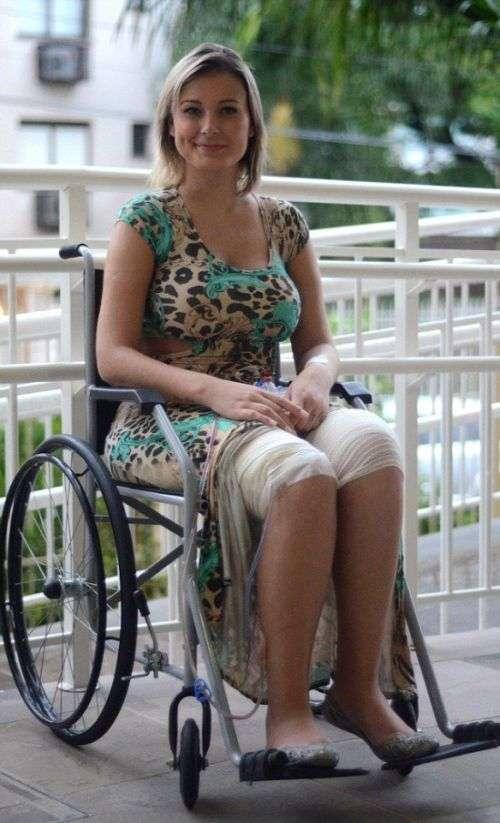 Андресса Урак і її жертва заради перемоги в Miss Bumbum (9 фото)