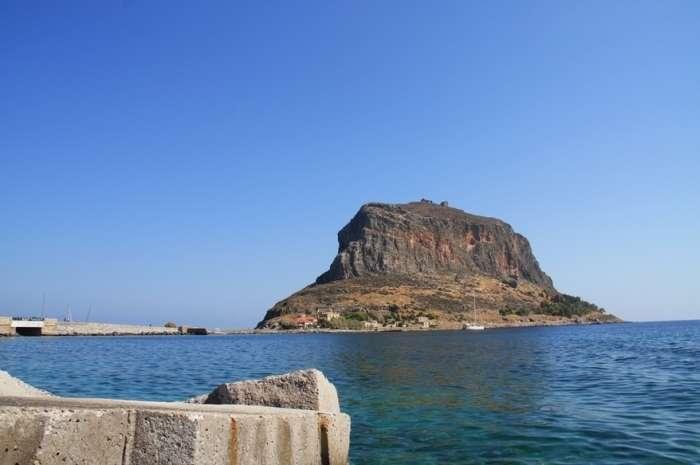 Монемвасія - дивовижне місто в Греції (22 фото)