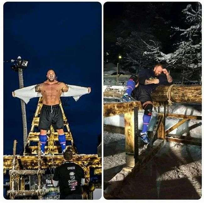 Хафтор Бьернсон «Гора» з «Гри престолів» побив тисячолітній рекорд (2 фото + відео)