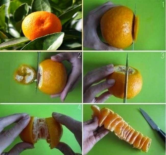 Прості способи швидкої нарізки продуктів (11 фото)