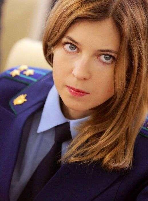 В Одесі зявилася своя няшмяш – заступник прокурора області Тетяна Горностаєва (4 фото)