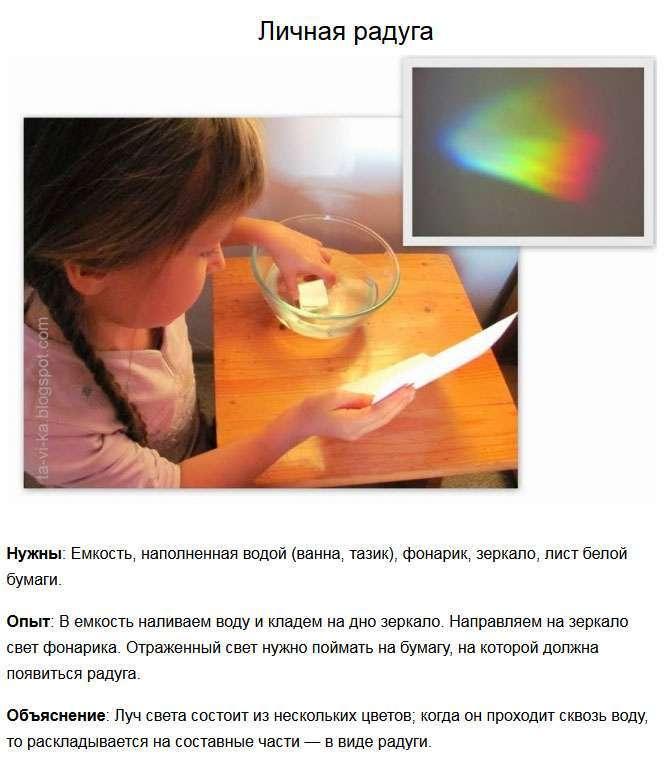 8 ефектних наукових експериментів, які можна поставити прямо на кухні (8 фото)
