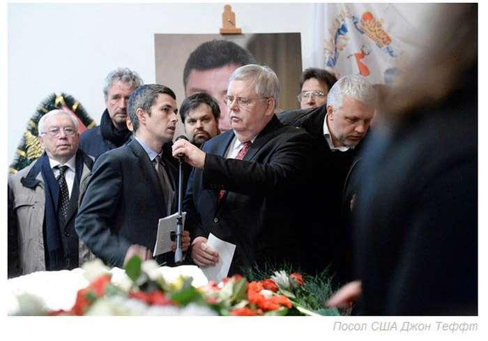 У Москві попрощалися з убитим політиком Борисом Нємцовим (44 фото)