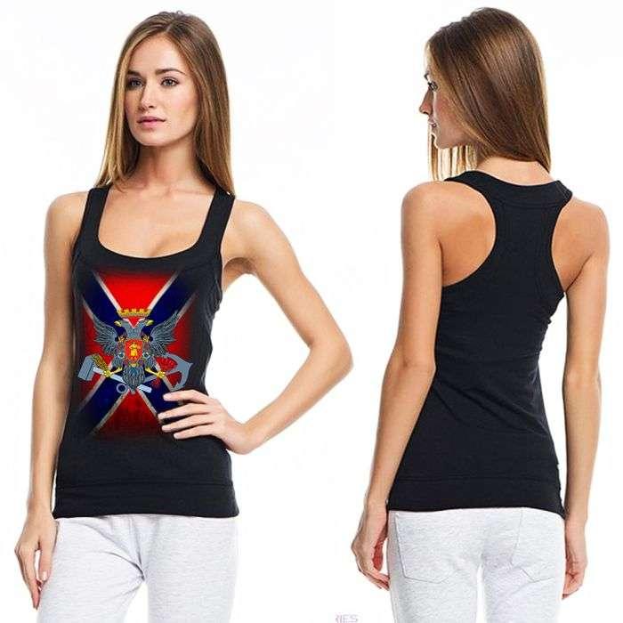 У мережі зявилися одяг і аксесуари з символікою Новоросії (10 фото)