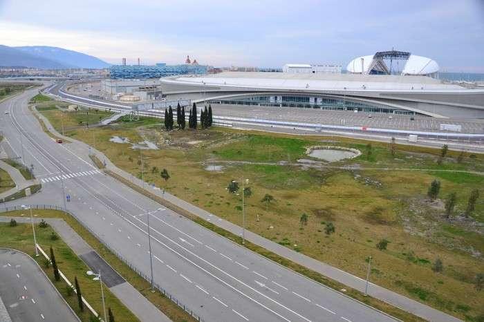 Сочинський Олімпійський парк в даний час (28 фото)