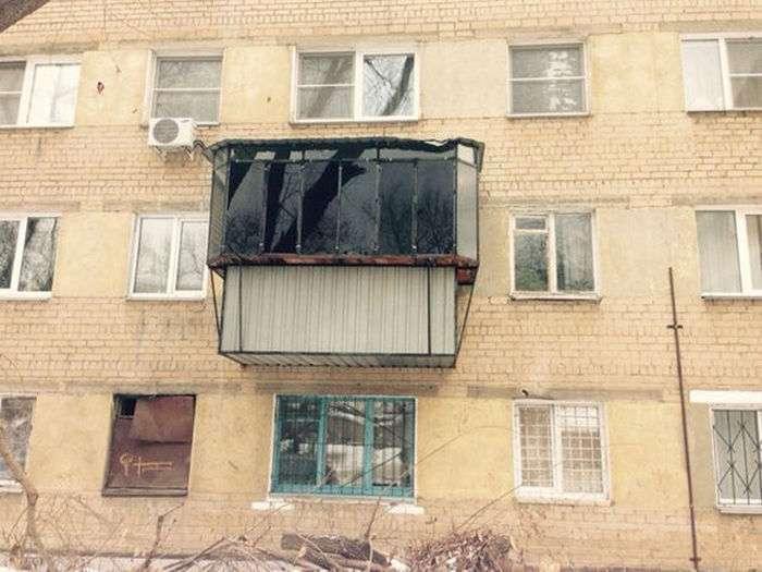 Фото, які можливо було зробити тільки в Росії (42 фото)