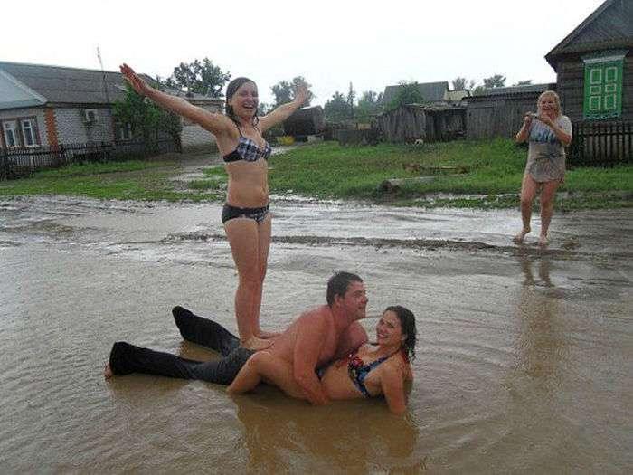Фотографії, які можна зробити лише в Росії (49 фото)