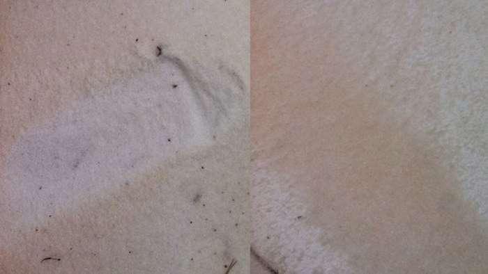 Саратов покритий помаранчевим снігом (15 фото + відео)