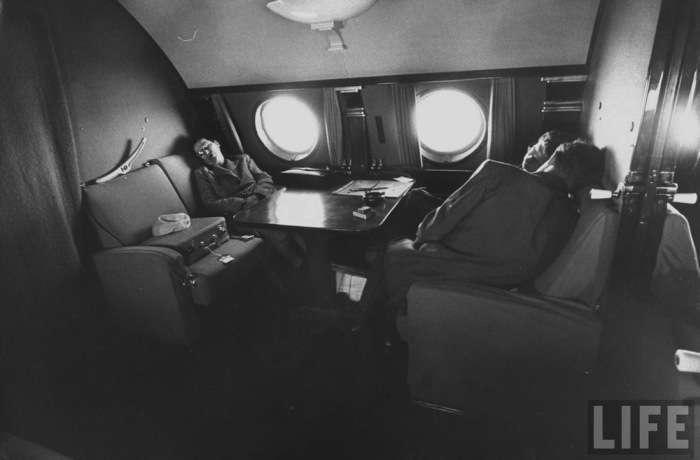 Історія розвитку першого класу цивільної авіації (52 фото)