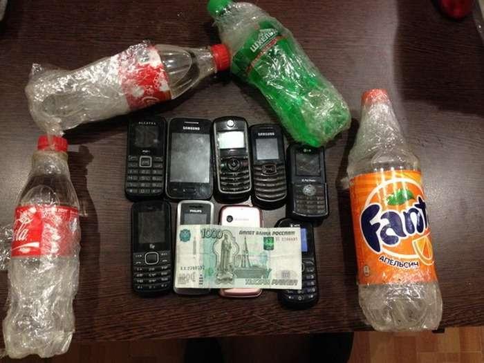 Невдалі нелегальні посилки для волгоградських увязнених (15 фото)