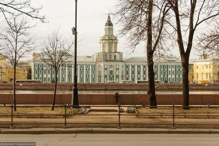 Порівняльна добірка фотографій Санкт-Петербурга (64 фото)