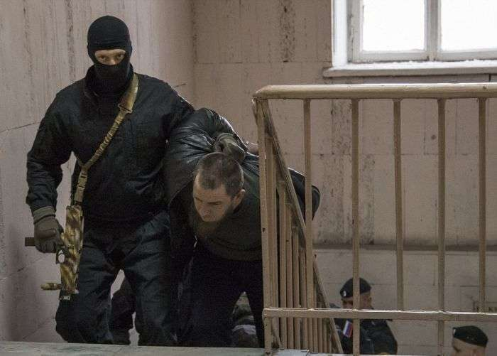 У справі про вбивство Бориса Нємцова затримані троє вихідців з Інгушетії (14 фото)