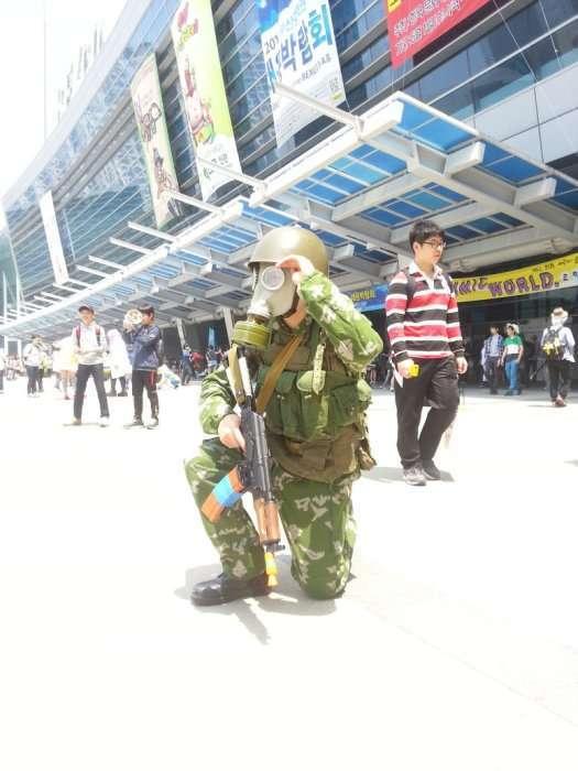Незвичайне хобі корейського підлітка (25 фото)